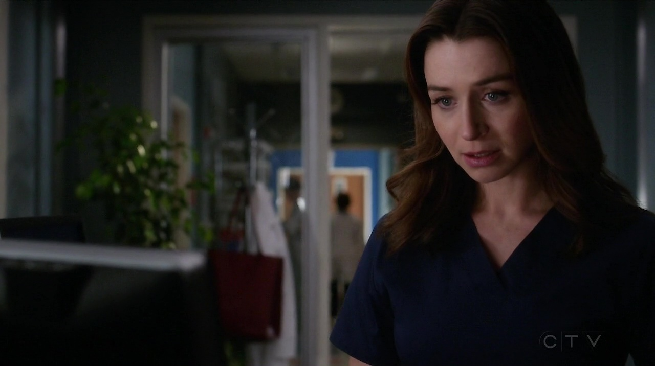 Grey's Anatomy 14x02 Get Off on the Pain