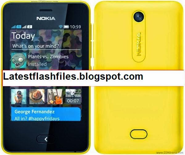 Nokia Asha 501-RM-902 Latest Flash Files Download Free