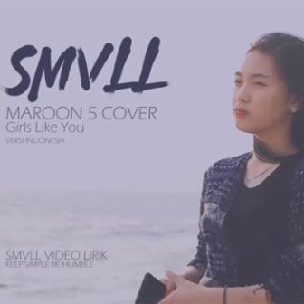 lirik lagu maroon 5 girl like you