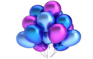 Catterpillar Metallic HD Balloons