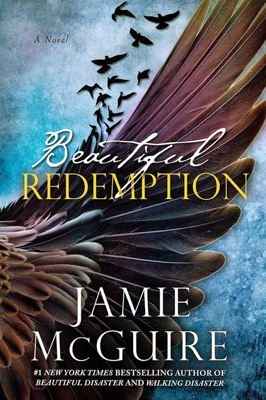 """Beautiful Redemption"" (Beautiful #4) di Jamie McGuire, rivelata la cover e la trama del romanzo"