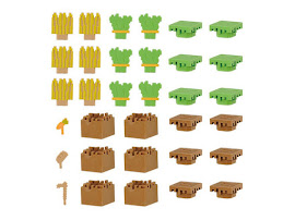 Minecraft Bandai Farm Other Figure