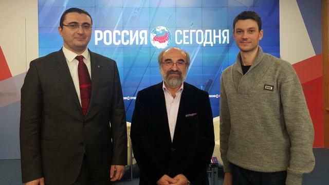 Ο απολογισμός και οι προσδοκίες από το ταξίδι του Δημάρχου Αλεξανδρούπολης στη Ρωσία