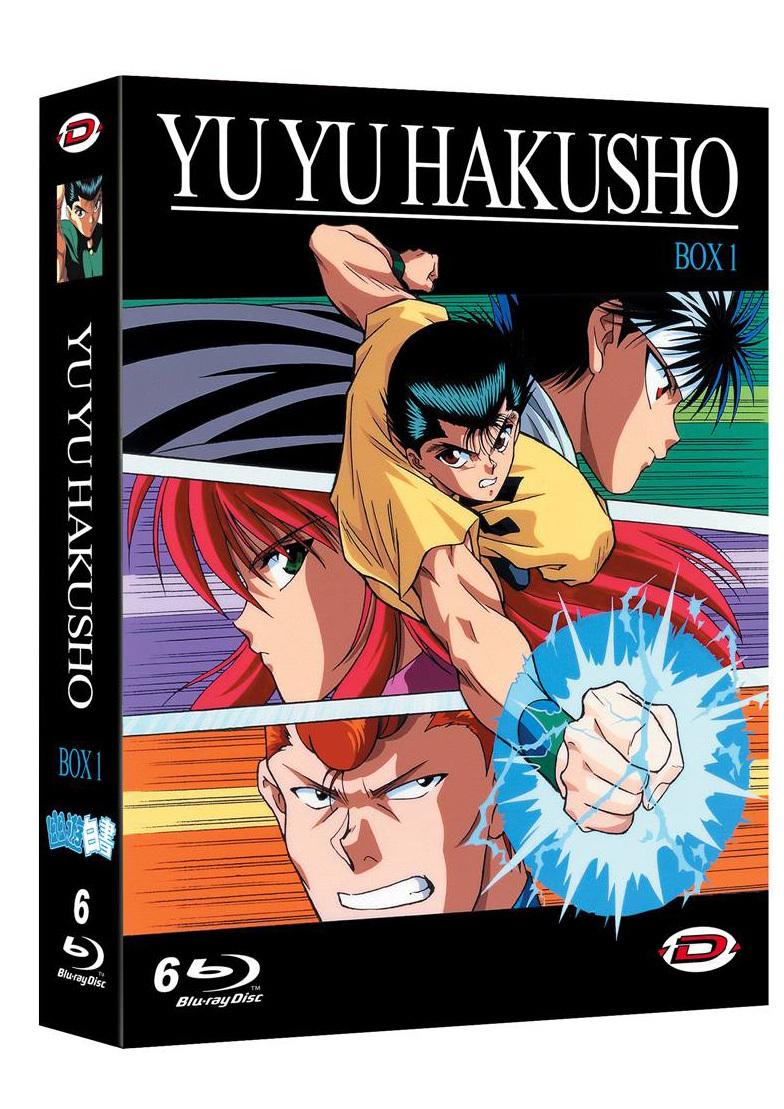 HAKUSHO BAIXAR DVD-R YU YU DUBLADO