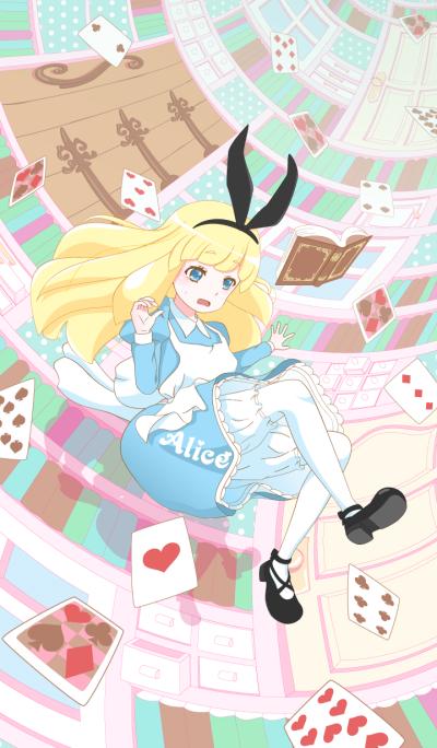 Alice [In Wonderland]IDN