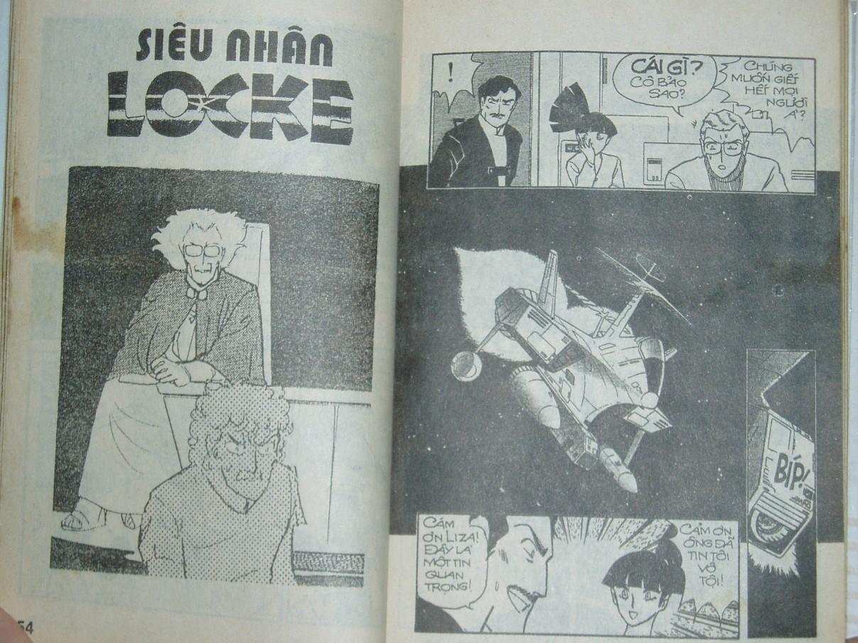 Siêu nhân Locke vol 10 trang 16