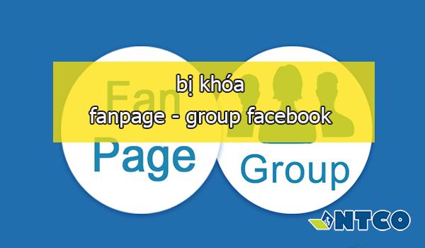 khoi phuc group facebook bi khoa