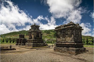 Dieng Plateau Central Java