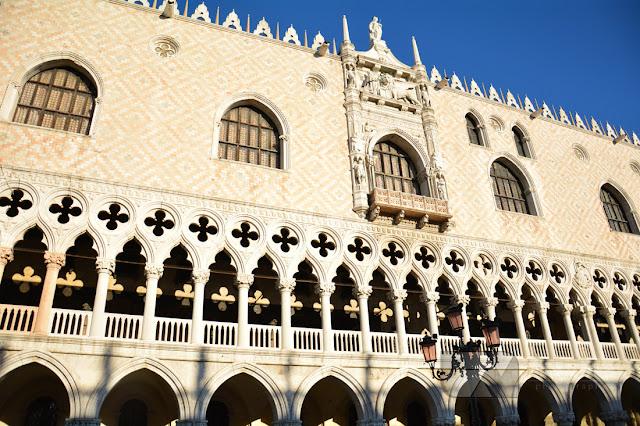 Pałac Dożów w Wenecji - największa atrakcja turystyczna w Wenecji