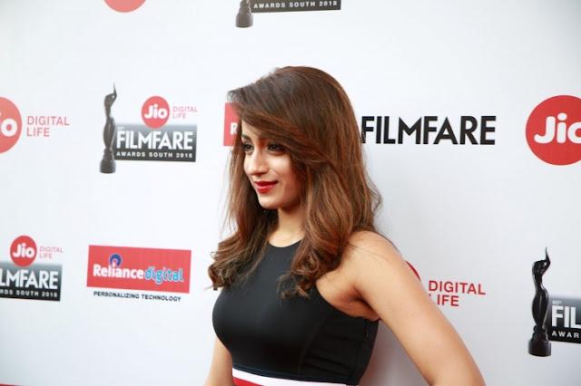 Trisha Krishnan Image At Jio 65th Filmfare Awards Press Meet