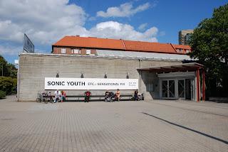 Malmö Konsthall, Malmö - Klas Anshelm