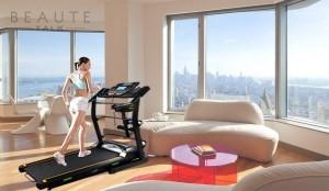 thể dục giảm cân tại nhà