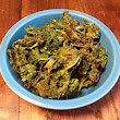 DIY Baked Kale Chips