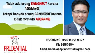 agen asuransi prudential wilayah kota medan dan sekitarnya