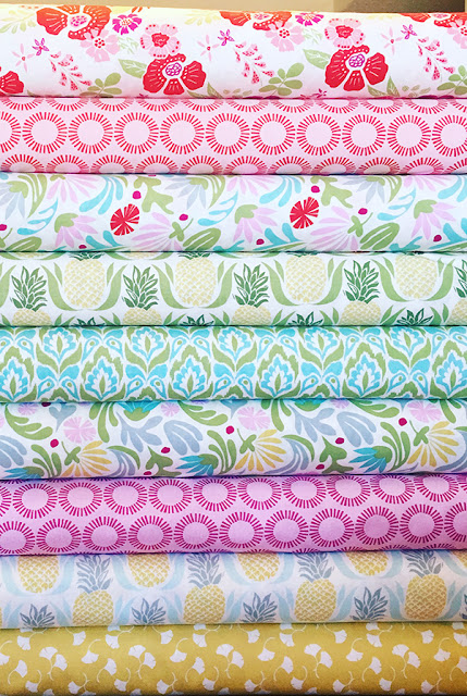 BUngalow by Kate Spain at intrepidthread.com