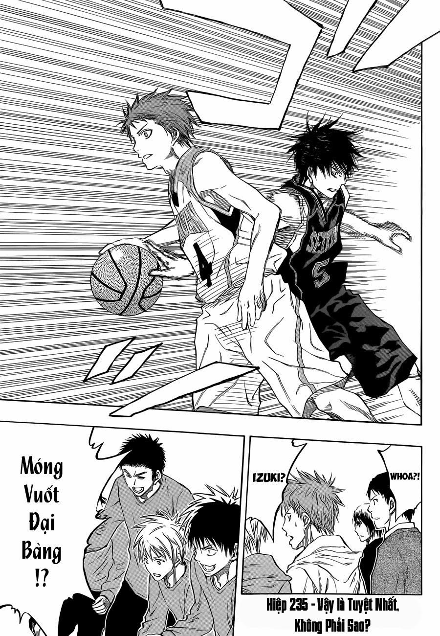 Kuroko No Basket chap 235 trang 5