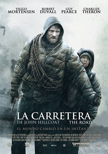 Descargar La Carretera The Road [DVDRip] Audio Español Latino 2009