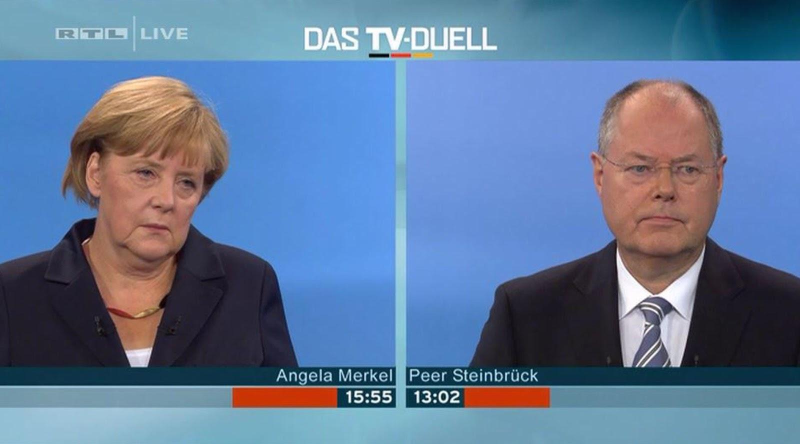 Ergebnis Tv Duell