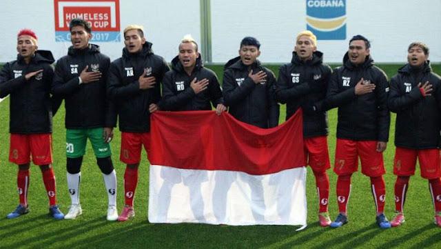 Indonesia berhasil mengalahkan Portugal dengan skor  Berita Terhangat Menang Dramatis atas Portugal, Indonesia Rebut Peringkat 5 Dunia