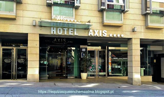 Hotel Axis, Vigo