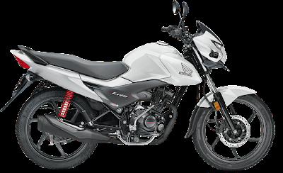 Honda Livo Pearl Amazing White