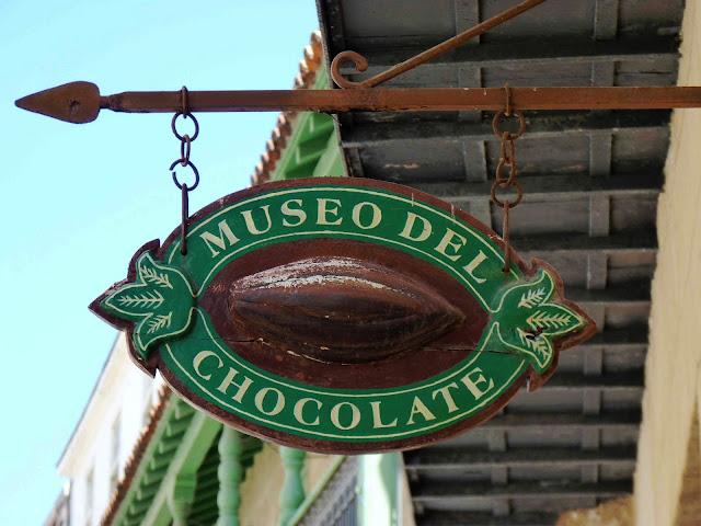 La Casa Museo del Chocolate en la Habana Vieja