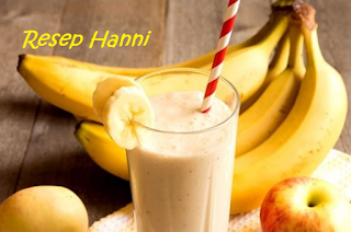 Yogurt Apple Banana Smoothie