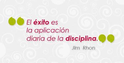 Cómo ser disciplinado para alcanzar el éxito