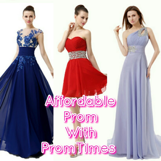 The Fashion Post | An Affordable Prom @ PromTimes | XxxLoveIsBeautyxxX