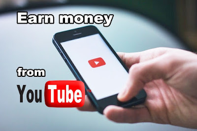 earning from youtube