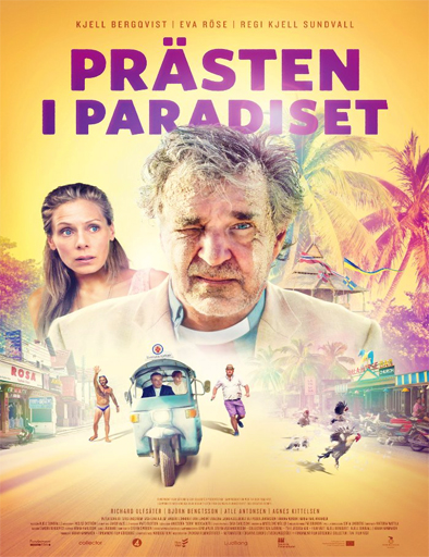 Ver Happy Hour in Paradise (Prästen i paradiset) (2015) Online