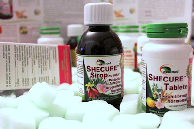 Shecure si ashoka - remediul problemelor feminine