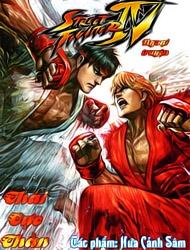 Street Fighter IV Ngoại Truyện