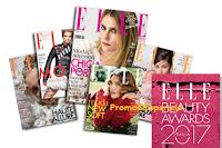 Logo Vota e vinci gratis 100 abbonamenti alla rivista Elle