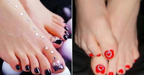 Toe Nail Art Designs Best Style