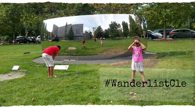 #WanderlistCLE is where we can go one day next week