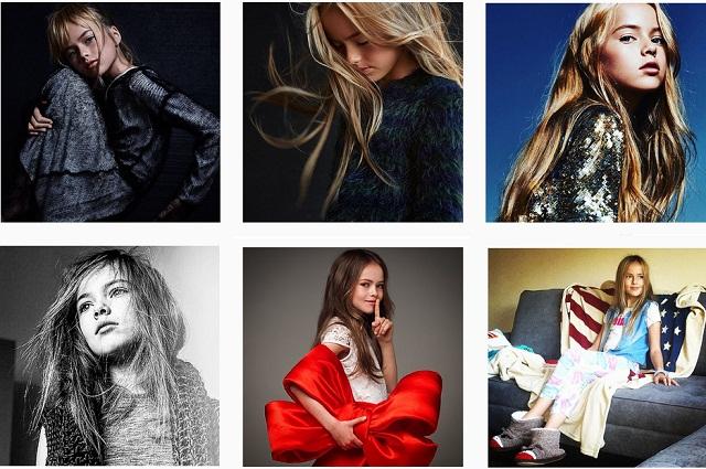 Biodata Profil Kristina Pimenova Pragawati Termuda Dunia Serta Foto