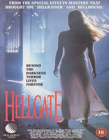 Poster Of Hellgate 1989 Dual Audio 720p Web-DL [Hindi - English] Free Download Watch Online Worldfree4u
