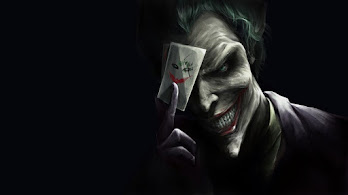 Joker, Smile, Card, 4K, #6.409