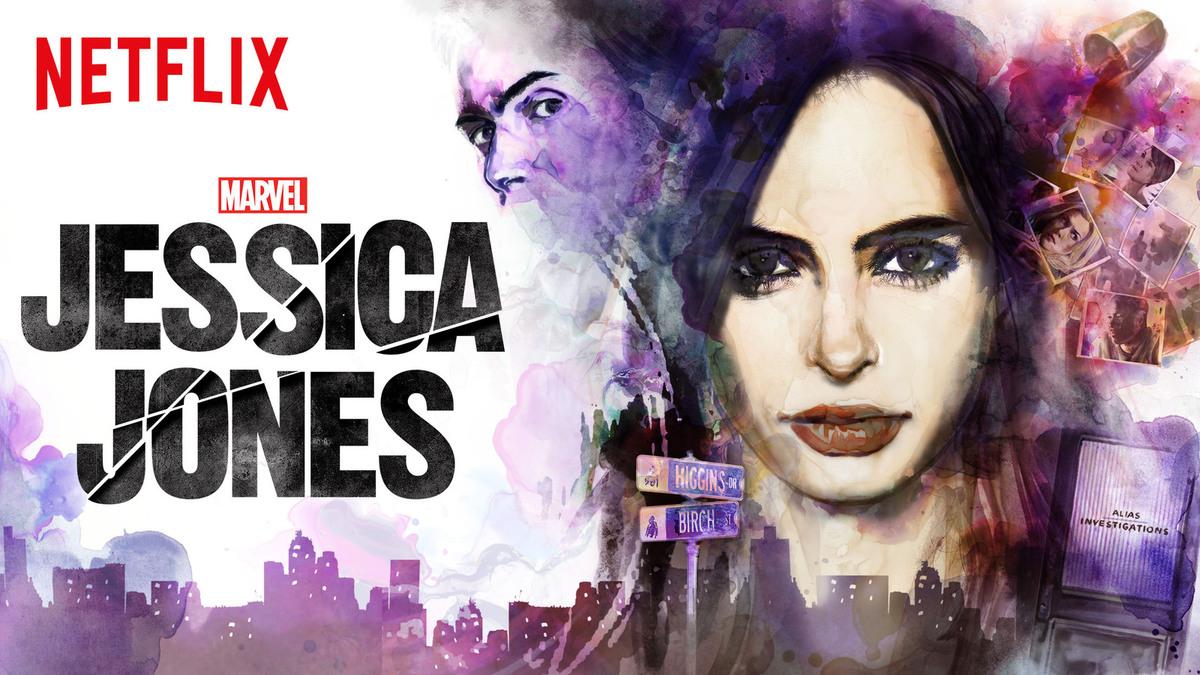 Jessica Jones Season 2 Download S02 2018 480p 720p & 1080p