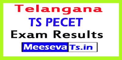 TS PECET Exam Results