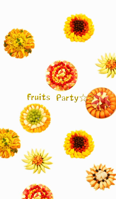 Fruits Party!
