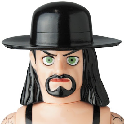 WWE The Undertaker Sofubi Vinyl Figure by Medicom