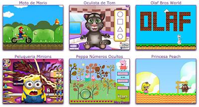 nuevos juegos de yepi para poder jugar en linea