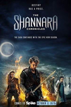 As Crônicas de Shannara - The Shannara Chronicles 2ª Temporada Séries Torrent Download capa