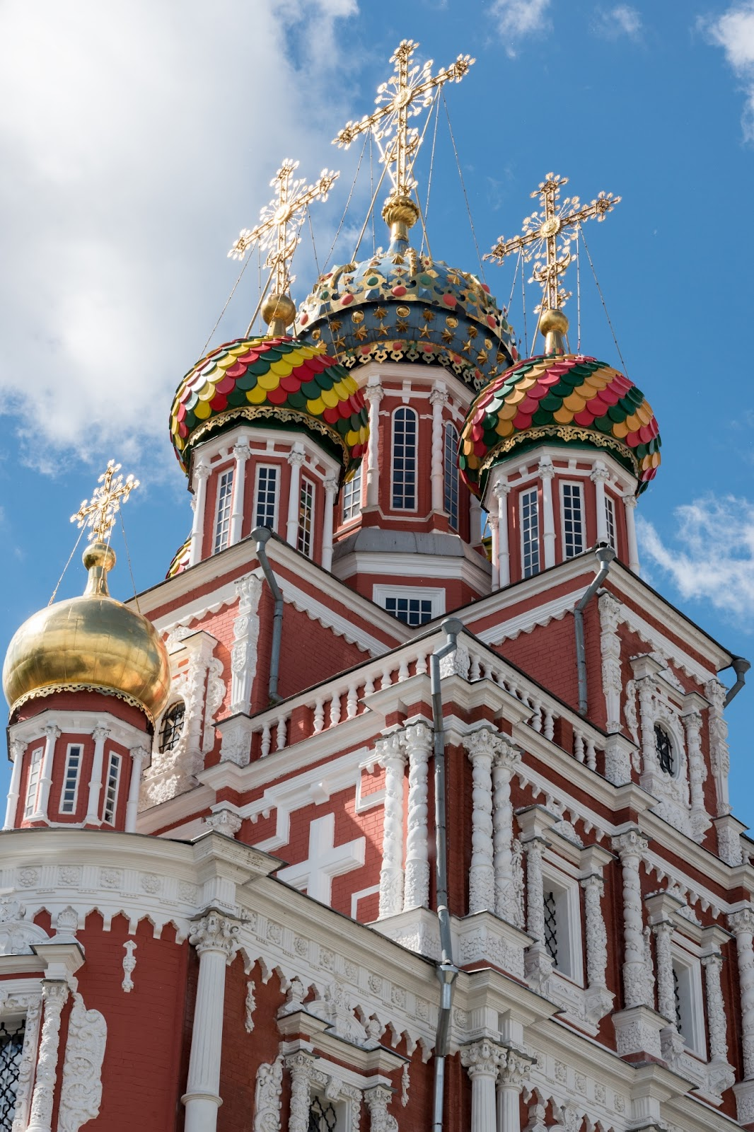 Церковь собора Пресвятой Богородицы. Фото
