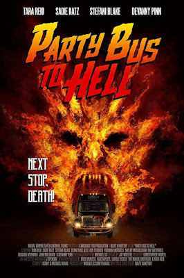 Party Bus To Hell 2017 Custom HD Sub