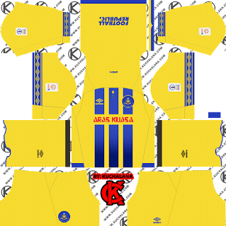 Pahang FA 2019 Kit - Dream League Soccer Kits