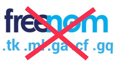 Apakah Domain Gratisan dari Freenom Memiliki Kualitas Buruk?