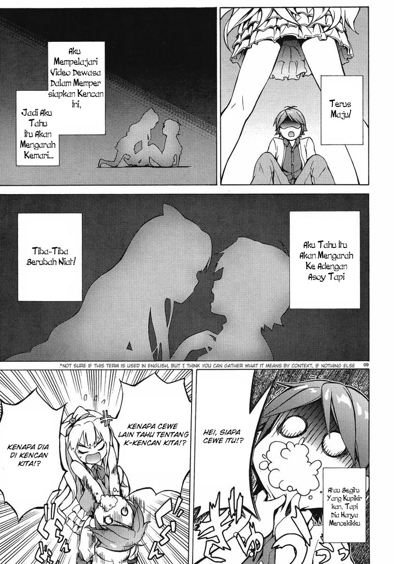 Komik hentai ouji to warawanai 006 7 Indonesia hentai ouji to warawanai 006 Terbaru 9|Baca Manga Komik Indonesia|